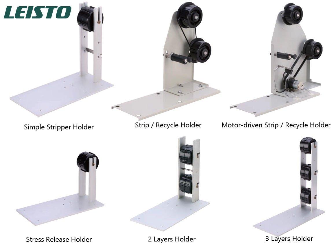 Automatic tape dispenser holder
