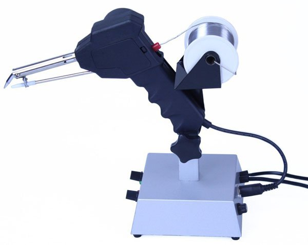 auto feed soldering gun