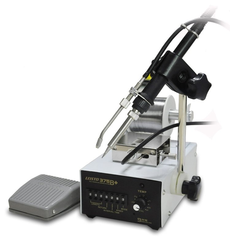 375B+ Auto Feed Soldering Station