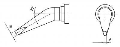 LT-4X Soldering Tip