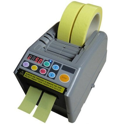 Tape Dispenser for Dual Tape cutting