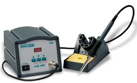 Quick 203-203H Soldering Station