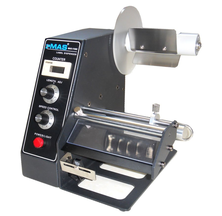 MAS1150D Automatic Label Dispenser