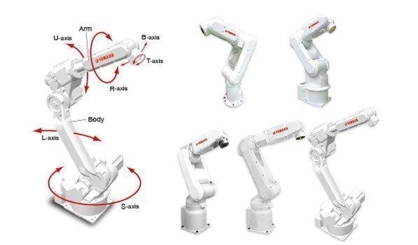 Yamaha Multi-axis Robot