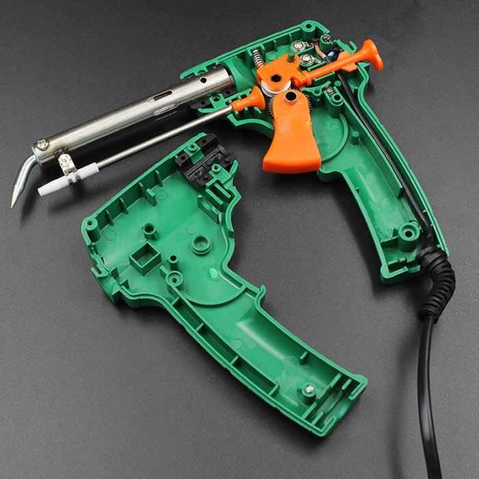 Soldering Gun Structure