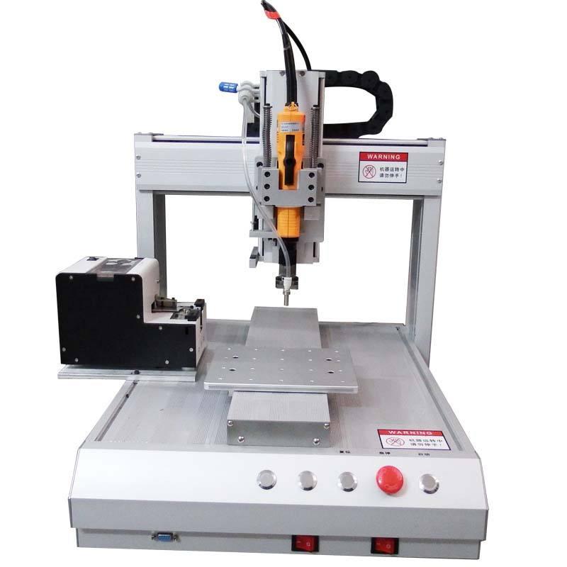 Automatic Screw Fastening Machine